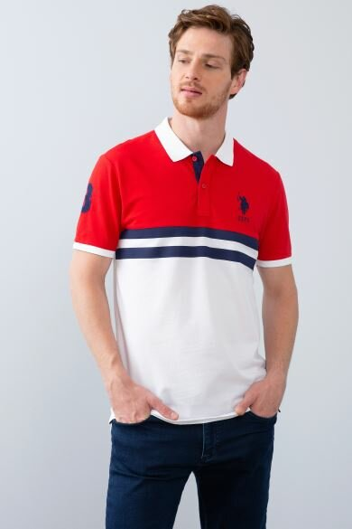 U.S. POLO ASSN. Polo Neck Regular T-Shirt