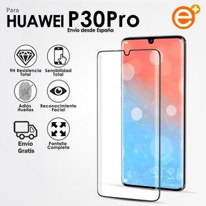 Защитное закаленное стекло для Huawei P30 Pro, Защитное стекло для смартфона