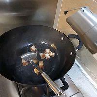宅家吃多了,来款刮油神器,给肠道洗个澡→芥兰炒烧肉的做法图解8