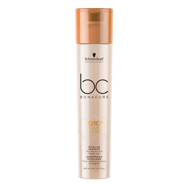 Strengthening Shampoo Q10+ Time Schwarzkopf