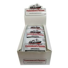 Candy Original box 12x25g Fisherman's Friends