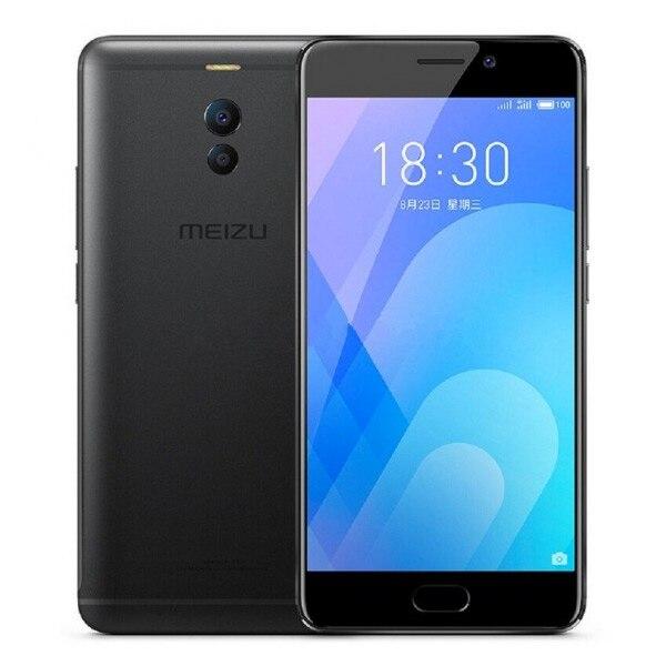 Смартфон Meizu M6 NOTE, 5,5 дюйма, Восьмиядерный, 32 ГБ, 4 Гб ОЗУ, черный