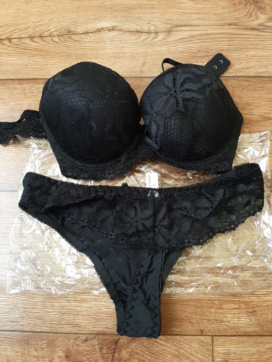 Artdewred brand Thong Bra Set Push Up French Embroidered Lace Women's Underwear Sets ABC Cup Bra And Panty Deep V Brassiere set|lace bandeau bra|lace front silk top wigsbra 32c - AliExpress