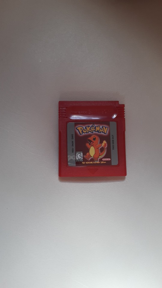 For Nintendo GBC Video Game Cartridge Console Card Poke Series Red Version Full Color Edition English Language Version photo review