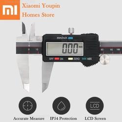 샤오미 DUKA CA2 디지털 캘리퍼스 150mm 6 inch LCD 디지털 스크린 전자 버니어 캘리퍼스 마이크로 미터 정확도 측정 도구