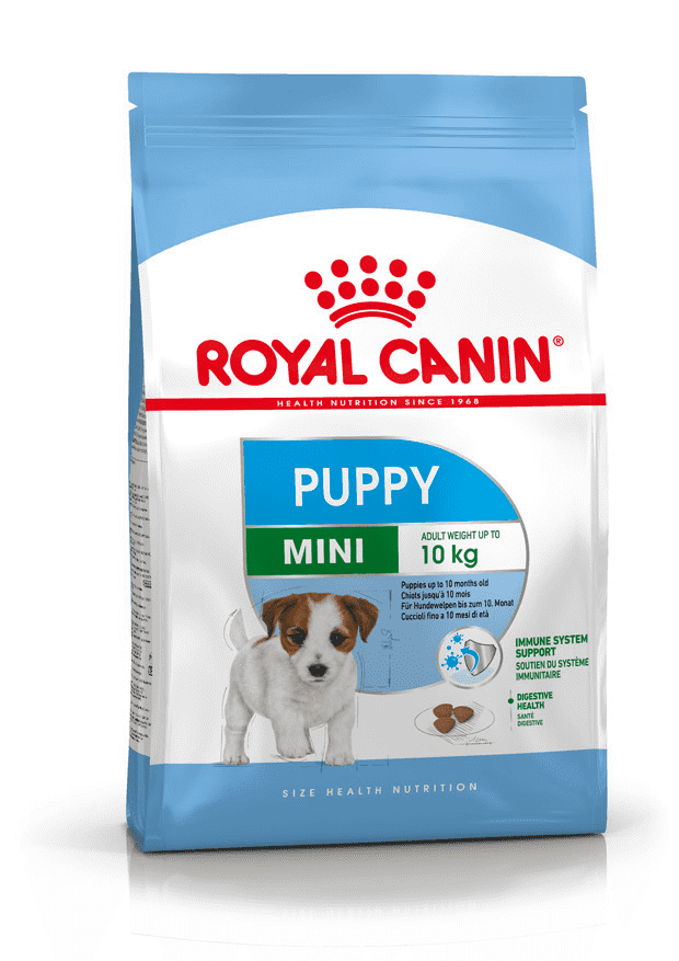 Royal Canin Mini Puppy для щенков мелких пород, 2 кг