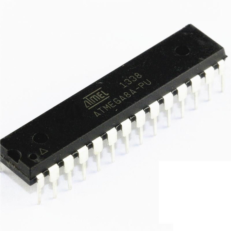 Atmega 8A-PU DIP-28 Microcontroller MCU AVR New цены онлайн