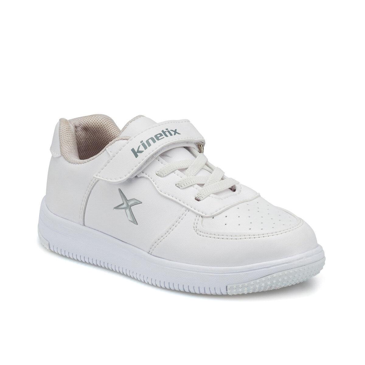 FLO KALEN White Male Child Sneaker Shoes KINETIX