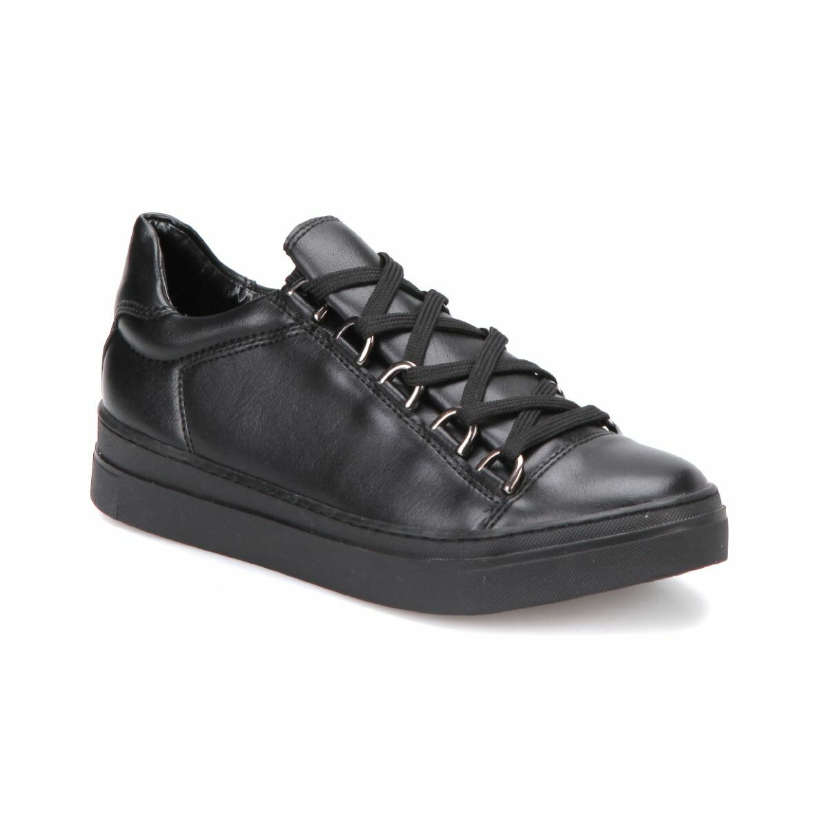 FLO CS18087 Black Women 'S Sneaker Shoes Art Bella