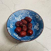 红枣黑米粥的做法图解3