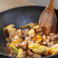 让你暖身暖心又暖胃的一碗面——红烧羊肉面的做法图解6