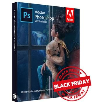 Adobe Photoshop CC 2020 Full Version Windows - Lifetime Instant Delivery (pc win)