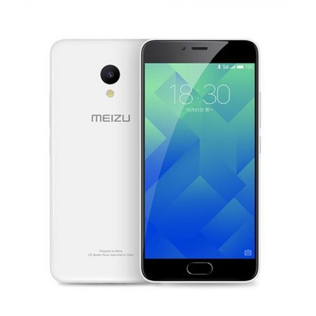 Meizu M5 16 Гб 2 Гб RAM, белый