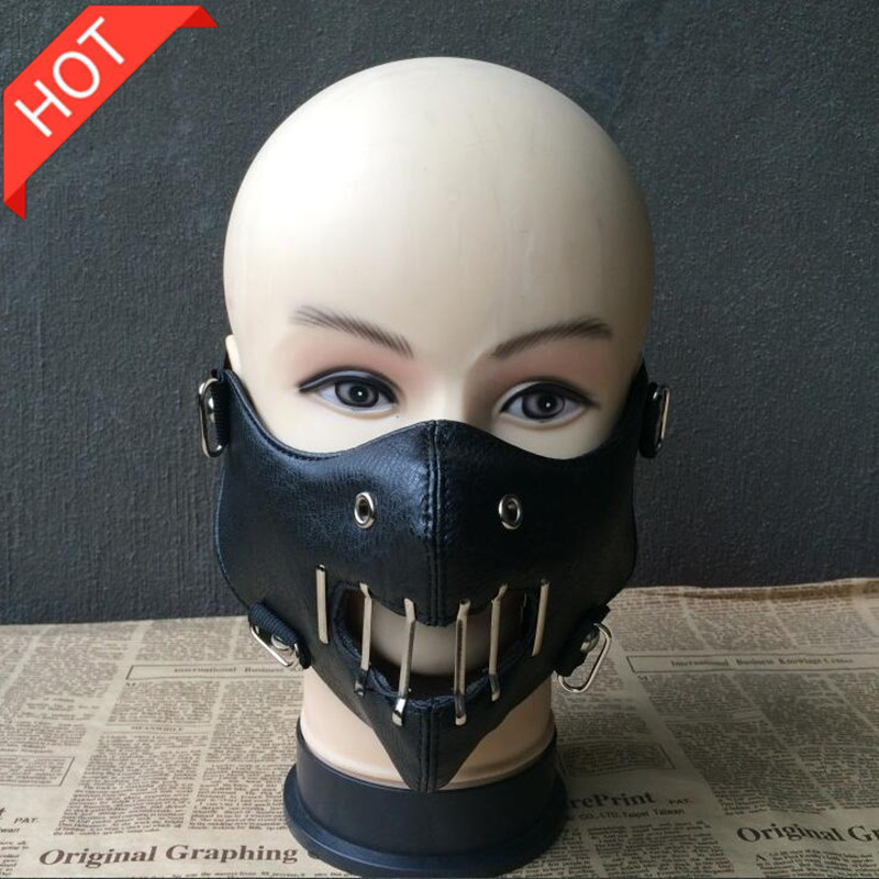 Hannibal Lecter Mask Film Movie The Silence Of The Lambs Hannibal Resin Purge Halloween Cosplay Dancing Party Dropship Products