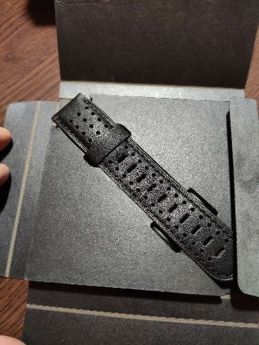 Склад в России New Amazfit Stratos+ Flagship Smart Watch Genuie Leather Strap Gift Box Sapphire Glass Flourorubber Strap|Smart Watches| |  - AliExpress