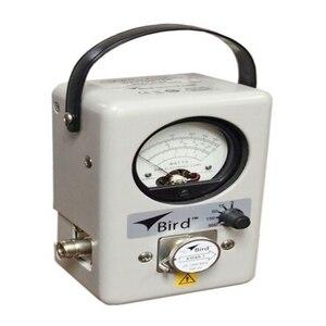 Fmuser Bird 4304A Fixed 25-1000 MHz 5-500 Watt Elemen RF Wattmeter Analog Wattmeter pass Pointer Wattmeter(China)