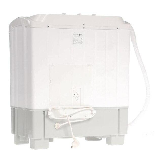 Стиральная машина ФЕЯ СМП 40 (Н) (Загрузка 3 кг, вертикальная загрузка, класс А, 3 программы, 1300 об/мин)