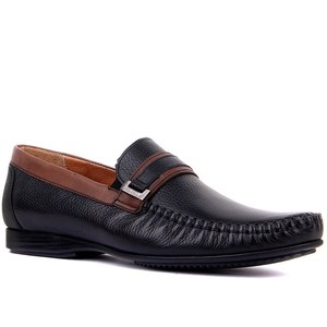 Image 2 - Segel Lakers Echtes Leder 2020 Männer Schuhe Casual Schuh Schwarz männer Schuhe Größe 39 45 Made in türkei