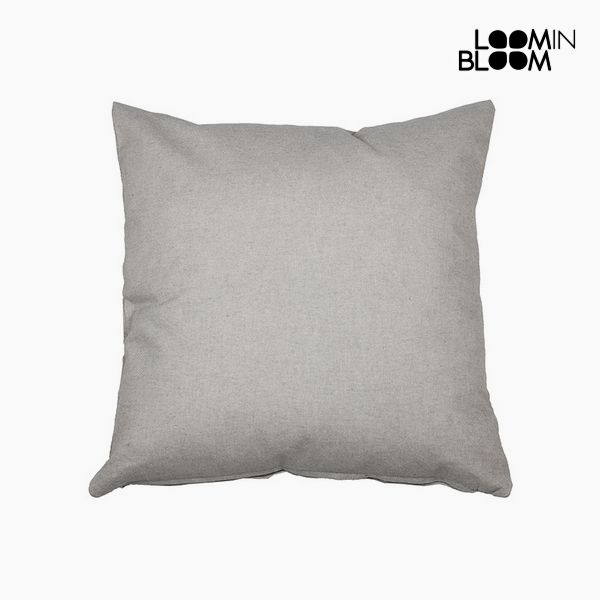 Cushion (60 X 60 X 10 Cm) Cotton And Polyester Grey