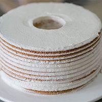 基础款木糖醇咸酸奶油蛋糕(抹面手残星人友好)的做法图解12