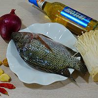 砂锅焖鱼的做法图解1