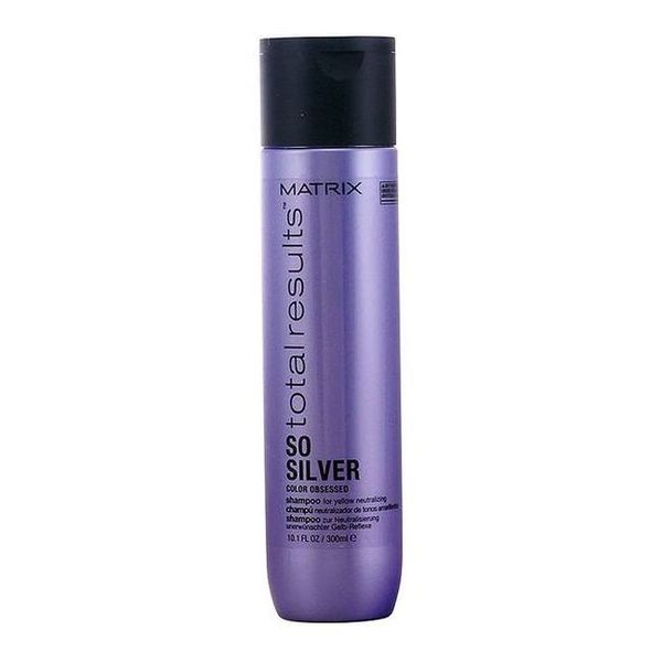 Shampoo Total Results So Silver Matrix