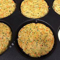 """#美食说出""""新年好""""#好吃不胖---低脂蔬菜鸡肉饼的做法图解18"""