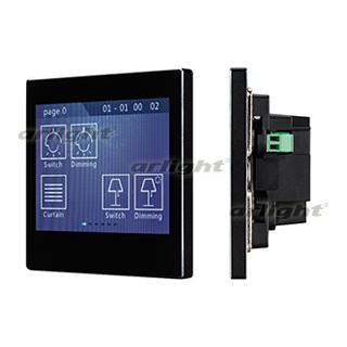 023037 Panel Sens SR-KN3521-IN Black (KNX, MULTI) ARLIGHT 1-pc