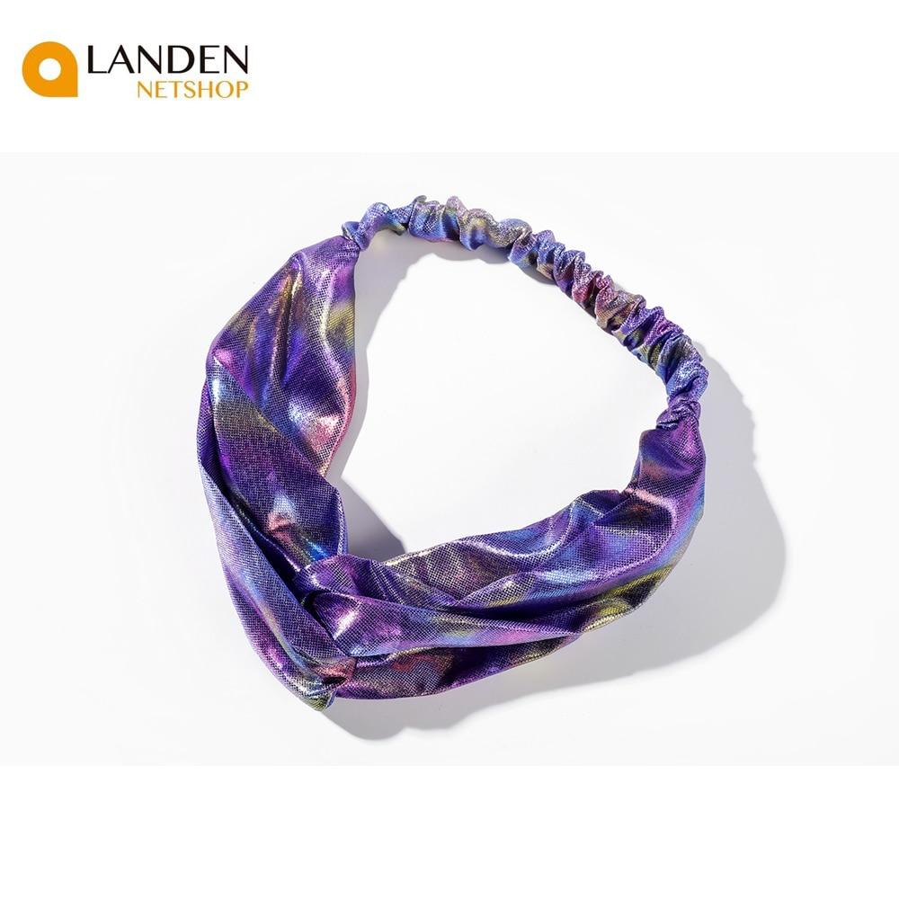 2019 Madam Loop Headdress Turban Headband Elastic Good Header Wrap Women Hair Accessories