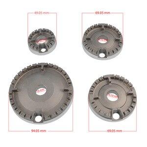 Image 5 - Универсальная газовая плита с длинным внутренним наконечником и комплект крышек