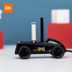 새로운 xiaomi mijia youpin bcase usb 2.0 멀티 usb 분배기 4 포트 확장 귀여운 자동차 모양 usb 포트 휴대용 확장기
