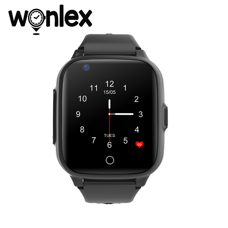 Permalink to Wonlex Smart Watch 4G Video Camera Waterproof Baby Smart Mini Phone GPS Watches KT15 Positioning Locator Anti-lost for Safety