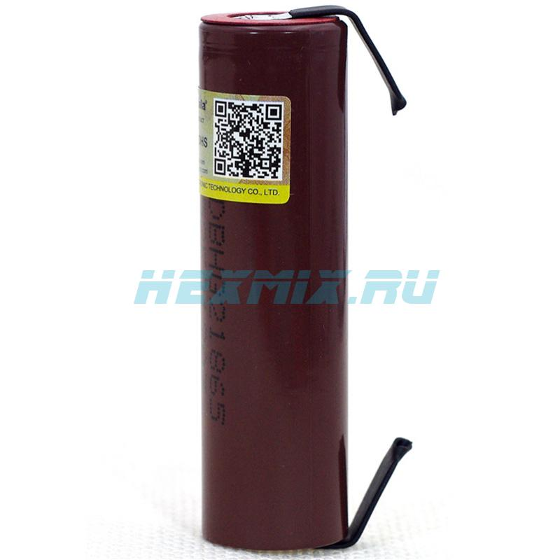 High-current Lithium-ion Battery LiitoKala HG2 3000mAh 20A With Taps