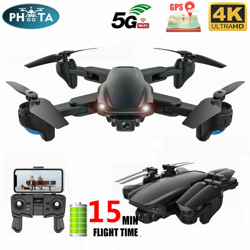 SG701   SG701S RC Drone with 4k camera helicopter 5G WIFI GPS fpv professional drones quadrocopter GPS one key return 15mins Toy