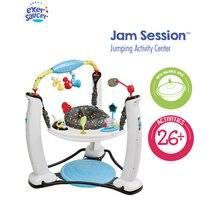 Exersaucer от evenflo jam session jump & learn неподвижный jumper