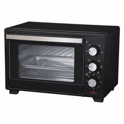 Mini Electric Oven COMELEC HO2504C 1600W Black