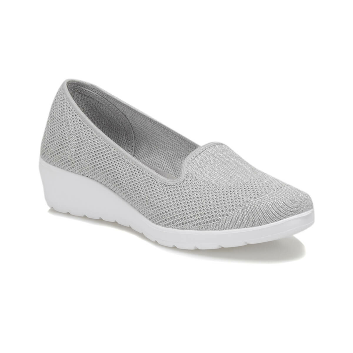 FLO 91.150717.Z Silver Women Shoes Polaris