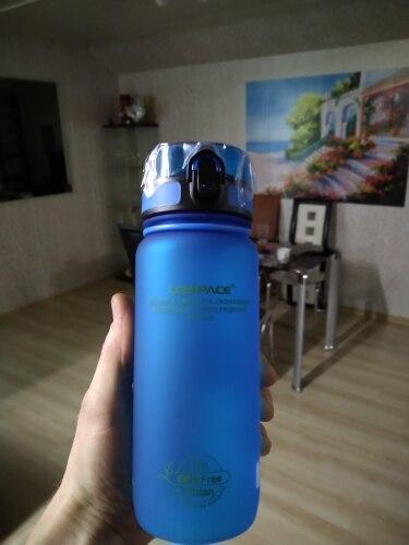 Hot Sale Sport Water Bottles Shaker Leakproof Camping Hiking Drink Bottle for water 500/1000ml Tritan Plastic Drinkware BPA Free-in Water Bottles from Home & Garden on AliExpress - 11.11_Double 11_Singles' Day