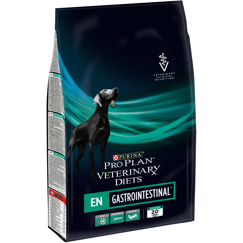 Dry food Pro Plan Veterinary diets EN dog food for digestive disorders, Package, 5 kg