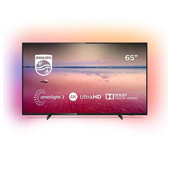 "Smart TV Philips 65PUS6704 65"" 4K Ultra HD LED WiFi Black"