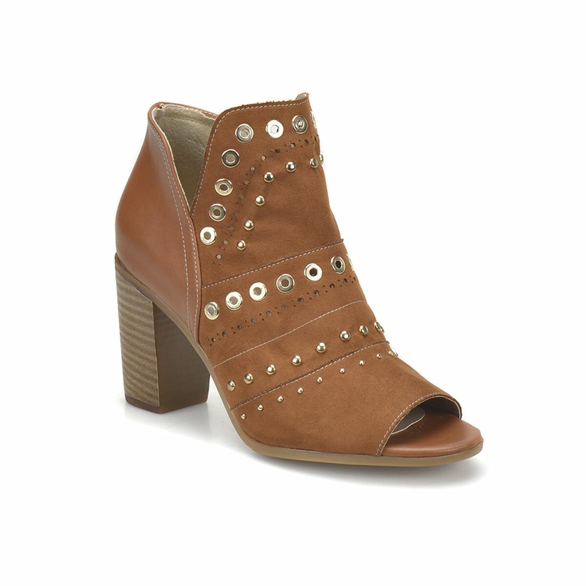 FLO 18S-526 Tan Women 'S Shoes BUTIGO