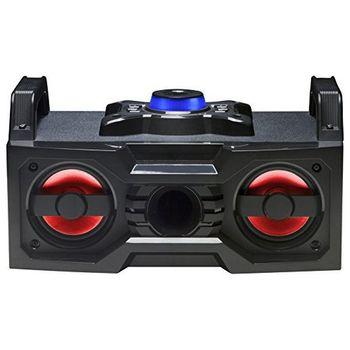Portable Bluetooth Speakers Denver Electronics BTB-60 FM LED 6W Black