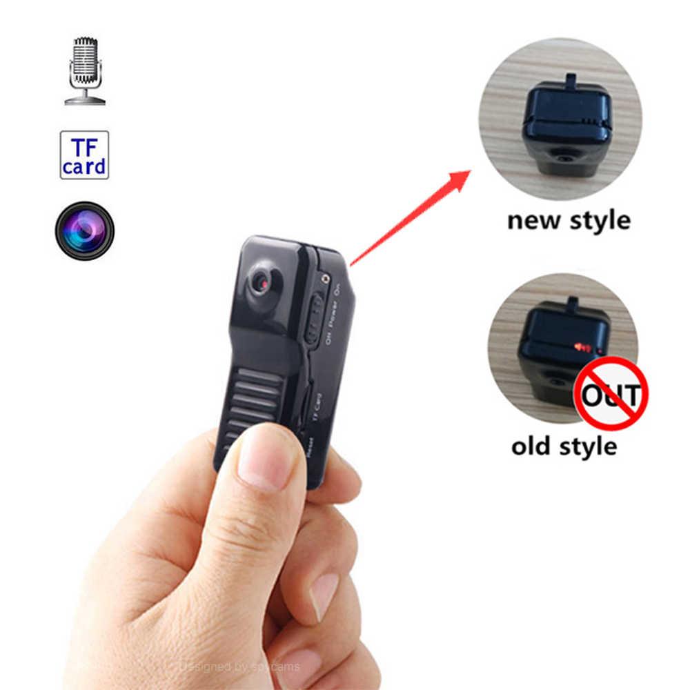 Mini cámara de trabajo de 10 horas, Micro videocámara con micrófono incorporado, cámara de deporte de acción, grabadora de Audio/vídeo pk sq11, tarjeta TF oculta