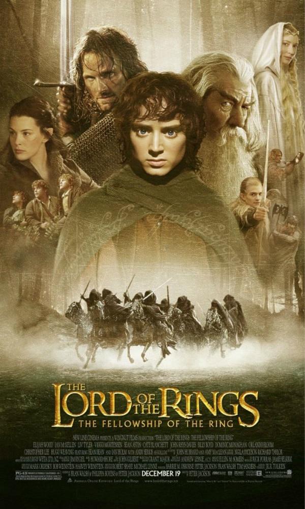 《魔戒》封面图片