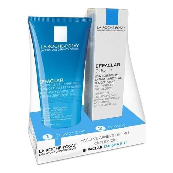 La Roche-Posay Effaclar Duo 15ml and EffaclarGel 50ml Coffret