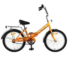 "Bicycle stels pilot-310 20 ""z011 13"" orange lu086911, lu079325"