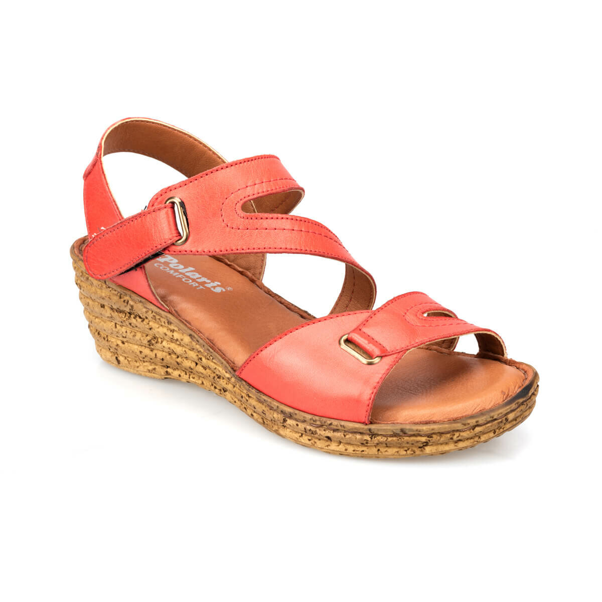 FLO 91.100792.Z Pomegranate Flower Female Sandals Polaris