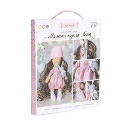 3548663 Интерьерная кукла «Лана», набор для шитья, 18*22.5*3 см