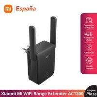 Xiaomi Mi rango WiFi extensor AC1200 Las bandas dual de 2,5 GHz y 5 GHz alcanzan una velocidad combined de hasta 1200 Mbps