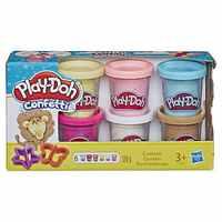 Set of plasticine Play-Doh
